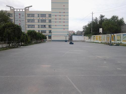 乌市第四十八中学教学配楼